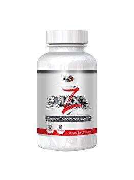 Pure Nutrition USA Z-Max - Vitamina B6, Magneziu, Zinc, Melatonina, 90 capsule de la Pure Nutrition USA
