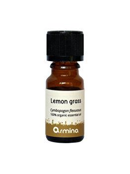 Ulei esential de lemon grass Armina Cymbopogon flexuosus bio, 10 ml de la Armina