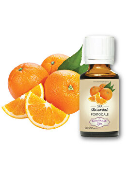 Ulei esential de Portocale (Citrus Sinensis) 10 ml, Homemade Spa