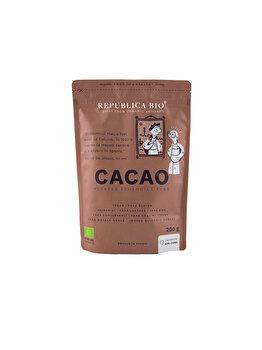 Cacao, pulbere ecologica pura Republica BIO, 200 g de la Republica Bio