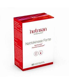 Nutrisan Nattokinase Forte (Nattokinaza) 60 Capsule Nutrisan