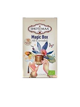 Ceai Shoti'maa magic box mix bio, 12dz de la Shotimaa
