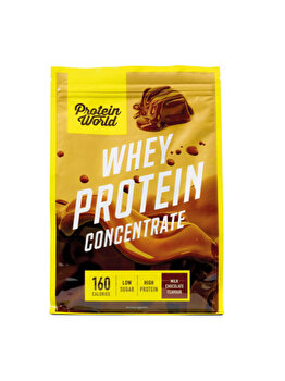Pudra proteica vegetala Protein World Vegan Protein Milk Chocolate, 520 g de la Protein World