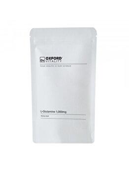 Supliment alimentar Oxford Vitality Glutamina 1000 mg, 500 tablete de la Oxford Vitality