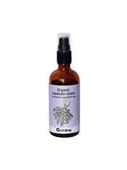 Apa de lavanda Armina Lavandula angustifolia bio, 100 ml de la Armina