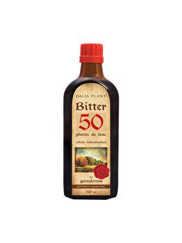 Supliment alimentar Dacia plant Bitter 50 - cu Ganoderma EHC 500ml de la Dacia plant