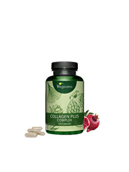 Vegavero Collagen Plus Complex Vegan 120 Capsule Vegavero