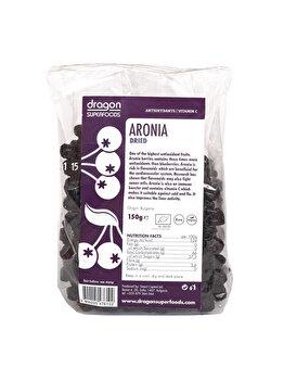 Fructe de aronia Dragon Superfoods raw bio, 150 g de la Dragon Superfoods
