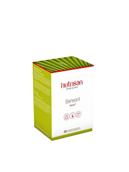 Nutrisan Sensoril (Extract Ashwagandha, Ginseng Indian) 90 Capsule de la Nutrisan