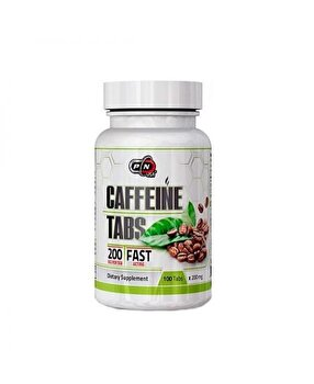 Pure Nutrition USA Cafeina anhidra 200 mg 100 tablete Pure Nutrition USA