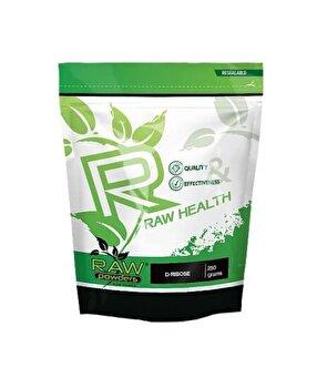 Raw Powders D-Riboza Pudra 250 de grame Raw Powders