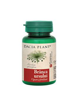 Supliment alimentar Dacia plant Branca Ursului 60 comprimate Dacia plant