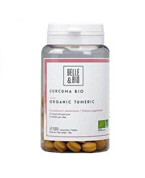 Belle&Bio Curcuma Bio 120 Comprimate de la Belle&Bio