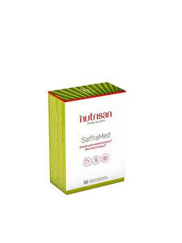 Nutrisan SaffraMed (Extract Sofran) 30 Capsule de la Nutrisan