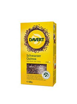 Quinoa neagra Davert bio, 200 g de la Davert