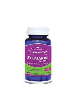 Supliment alimentar Herbagetica Sylimarin Complex 30 capsule de la Herbagetica