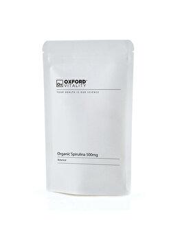 Supliment alimentar Oxford Vitality Organic Spirulina, 500 g de la Oxford Vitality