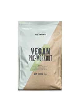 Stimulent de pre-antrenament vegan Pre-Workout Lemon Tea 250g