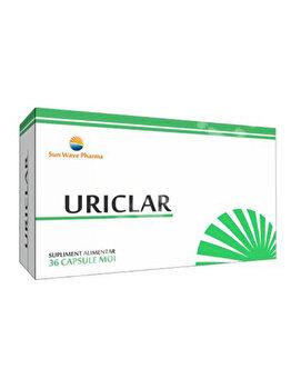 Supliment alimentar Sun Wave Pharma Uriclar, 36 capsule de la Sun Wave Pharma
