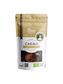 Cacao pudra Obio raw bio, 125 g de la Obio