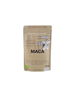 Maca, pulbere ecologica pura Republica BIO, 150 g de la Republica Bio
