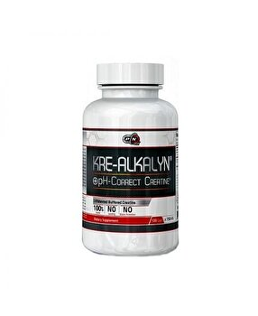 Pure Nutrition USA Kre Alkalyn Creatina 120 Capsule