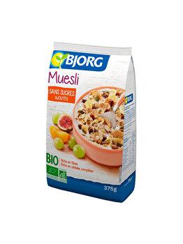 Musli eco Bjorg fara zahar, 375 g de la Bjorg
