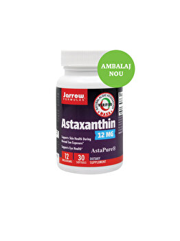 Supliment alimentar Jarrow Formulas by Secom Astaxanthin 12mg 30 capsule moi de la Jarrow Formulas by Secom