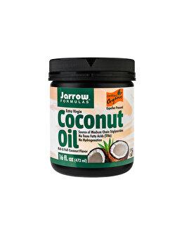 Supliment alimentar Jarrow Formulas by Secom Coconut Oil Extra Virgin 473ml de la Jarrow Formulas by Secom