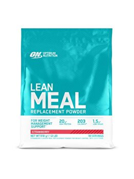 Amestec Inlocuitor de mese Optimum Nutrition Meal Replacement Strawberry 954g de la Optimum Nutrition