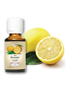 Ulei esential de Lamaie (Citrus Limon) 20 ml, Homemade Spa de la Homemade Spa
