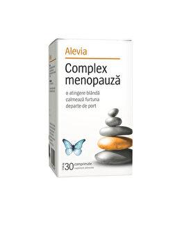 Complex menopauza Alevia 30 comprimate Alevia