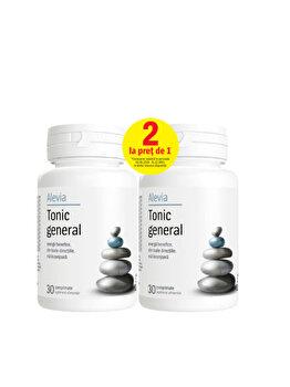 Tonic general pachet Alevia 30+30 comprimate de la Alevia