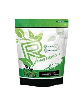 Raw Powders Cordyceps 750 mg 90 Capsule Raw Powders