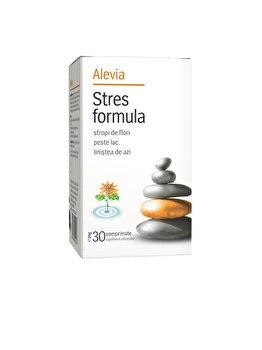 Stres formula Alevia 30 comprimate de la Alevia