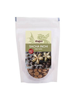Sacha inchi nuci Dragon Superfoods raw bio, 150 g de la Dragon Superfoods