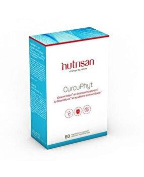 Nutrisan CurcuPhyt, extract Curcumin Phytosome, 60 Capsule de la Nutrisan