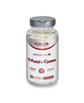 Evolite N-Acetyl L-Cysteine - 300mg - 100 Capsule de la Evolite Nutrition