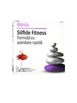 Silfide Fitness Alevia 30 capsule de la Alevia