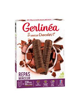 GERLINEA BATOANE CIOCOLATA 372g (12 batoane) de la Gerlinea