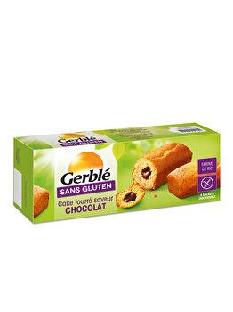 Minichec fara gluten crema ciocolata Gerble 210g