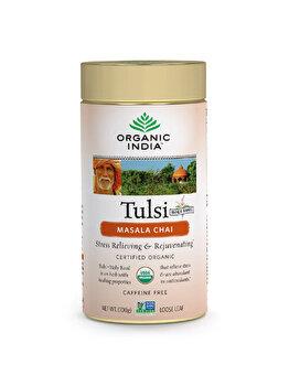 Organic India Ceai Tulsi Masala Chai 100g
