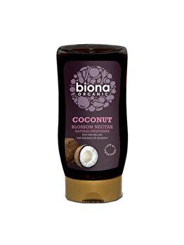 Nectar sirop din flori de cocos Biona bio, 350 g de la Biona