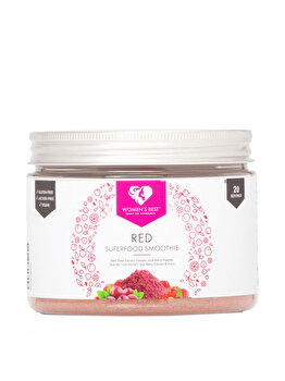 Supliment sportiv Red Superfood Smoothie Women's Best, 200g de la Women's Best