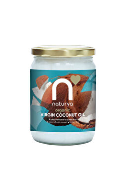 Ulei de Nuca de Cocos Virgin Ecologic/BIO - 500 ml