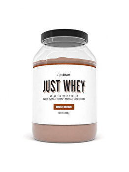 Proteine Just Whey Gymbeam milkshake de ciocolata GymBeam