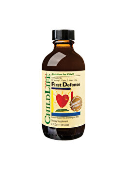 Supliment alimentar ChildLife Essential by Secom First Defense 118.50ml de la ChildLife Essential by Secom