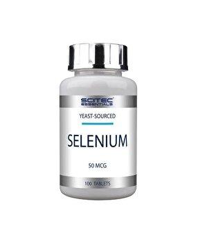 Scitec Seleniu 50 mcg - 100 Tablete SCITEC NUTRITION