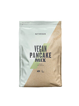 Amestec proteic vegan pentru clatite Myprotein vegan Protein Pancake Mix Blueberry & Cinnamon 500g de la Myprotein