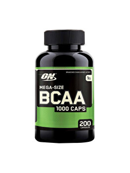 Aminoacizi BCAA 1000 Optimum Nutrition Standard 200 capsule de la Optimum Nutrition